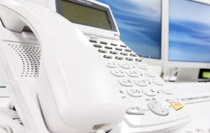 ●お電話でのご相談 写真