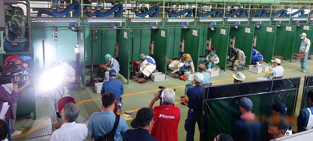 尼崎ものづくり未来の匠選手権|一般財団法人 近畿高エネルギー加工技術研究所(AMPI)