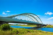 鉄骨構造物・橋梁